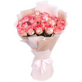 "букет 25 роз ""Джумилия"" картинка"
