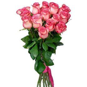 Букет «Королева» 15 роз Джумилия