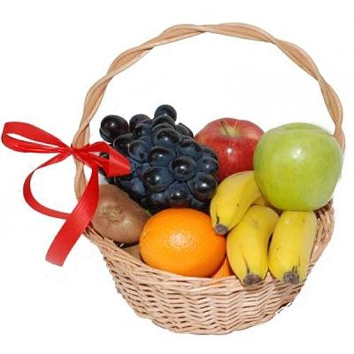 Малая корзина фруктов товар