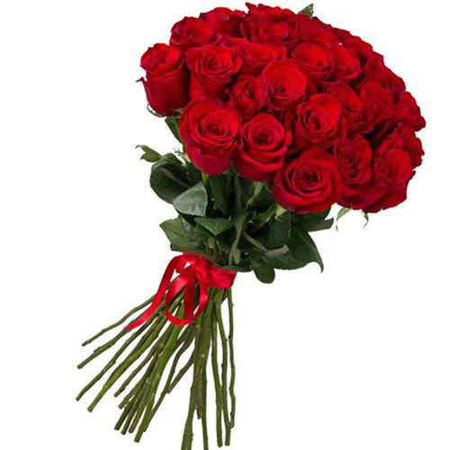 25 импортных роз фото