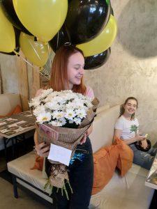 доставка цветов в Сумах фото