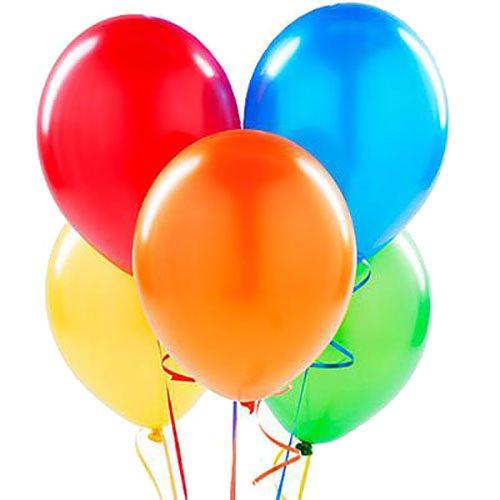 5 воздушных шаров фото товара