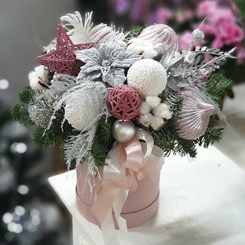 """Фото товара Коробка """"Розовая мечта"""""""