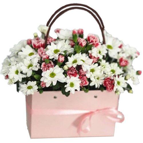 Фото товара Розовая сумочка